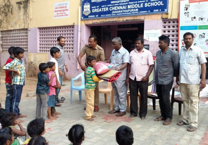 Heart and Oral Health Camp in Chetpet, Chennai