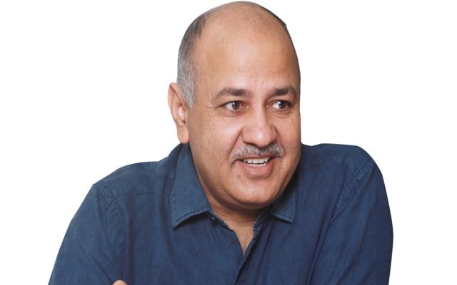 Delhi Deputy CM in favor of Delhi schools catering for Delhi residents
