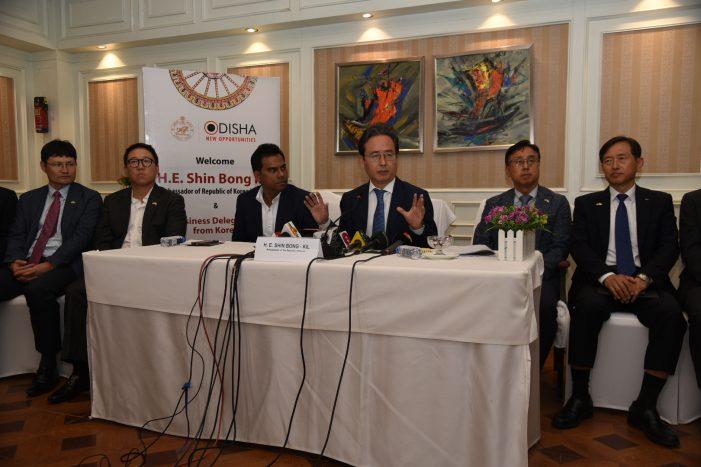 Republic of Korea expresses interest in expanding footprint in Odisha