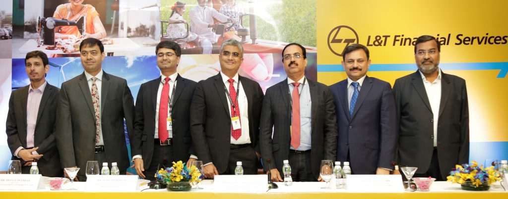 Mr. Bismillah Choudhary - Edelweiss Financial Services Ltd., Mr. Pranav Inamdar - Trust Investment Advisor P. Ltd., Mr. Sunil Prabhune - Chief Executive (L&T Finance Ltd., Mr. Dinanath Dubhashi - MD & CEO (L&T Finance Holdings Ltd., Mr. Sachinn Joshi - Group CFO (L&T Finance Holdings Ltd., Mr. Akash Sharma - Executive Director ( JM Financial Ltd.) & Mr. Ashish Agarwal - Director ( A.K. Capital Services Ltd).