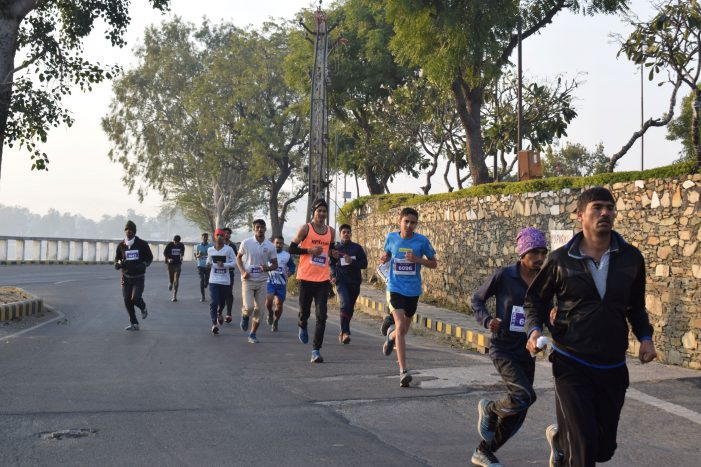 IIM Udaipur set to 'Run with the Jawans' in the Third Edition of Udaipur Runs