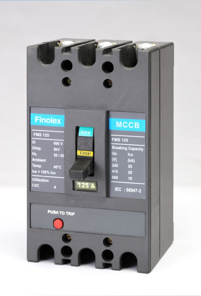 Finolex Cables – Launches Industrial Switchgears