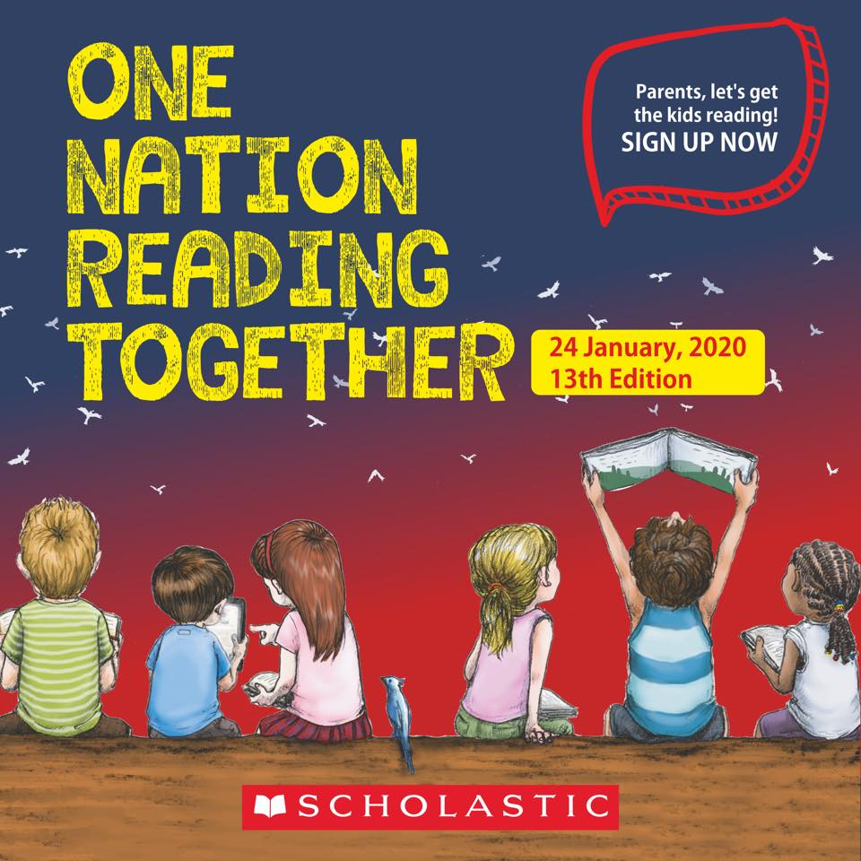 One Nation Reading Together
