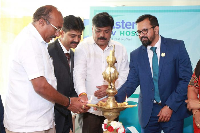 Aster RV Hospital launches OBG-Paediatric department with world class facilities
