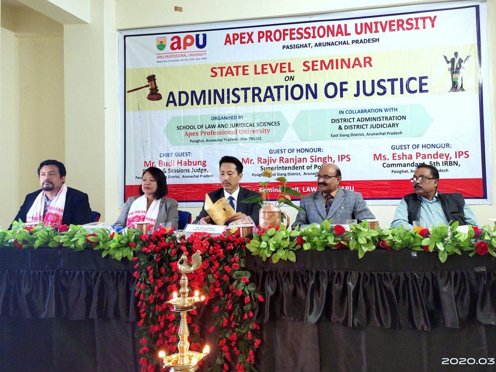 APEX University Seminar