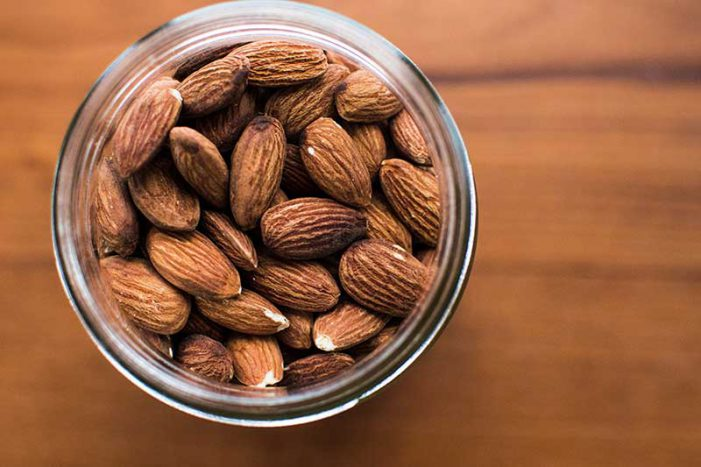 A fist full of nuts for good Health
