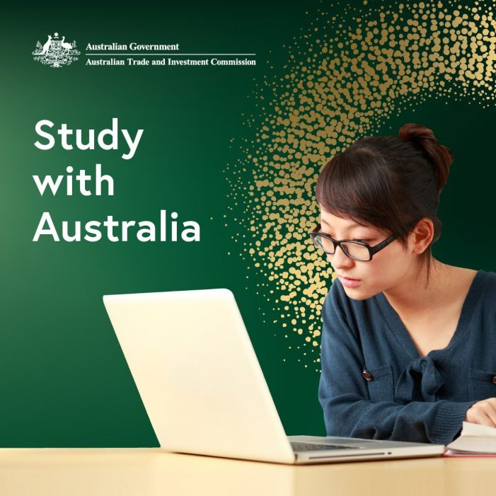 'Study With Australia' to Open Doors to Education Globally