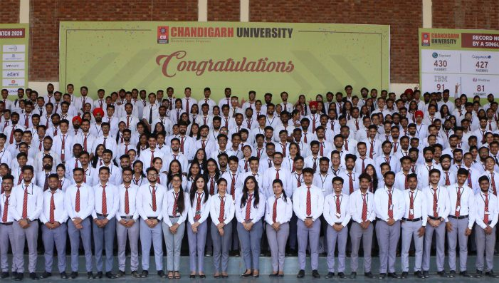 Pharmacy and Biotechnology Students of Chandigarh University Gets Placed in Top Pharmaceutical Multinationals