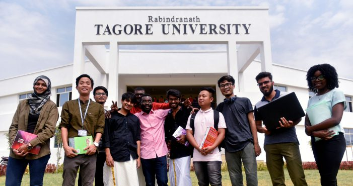 India's first Skills University 'Rabindranath Tagore University' announces admissions open for 2020 session