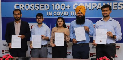 Chandigarh University Engineering student bags 35 LPA package from US Multi-National Company