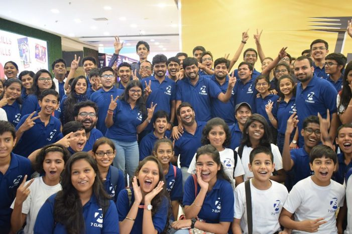 Venture Catalysts bets on IIT-B and Super30 alumni founded 7Classes