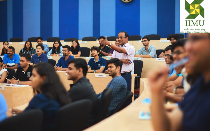 IIM Udaipur Invites Applications for India's only One Year Full Time MBA in Digital Enterprise Management