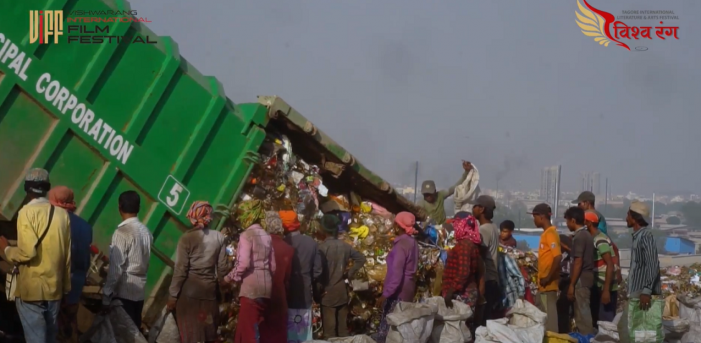 Indian silent documentary 'Pirana' on the journey of waste, directed by Nainisha Dedhia, announced as the 'Best Short Film' at the Vishwarang International Film Festival (VIFF) 2020