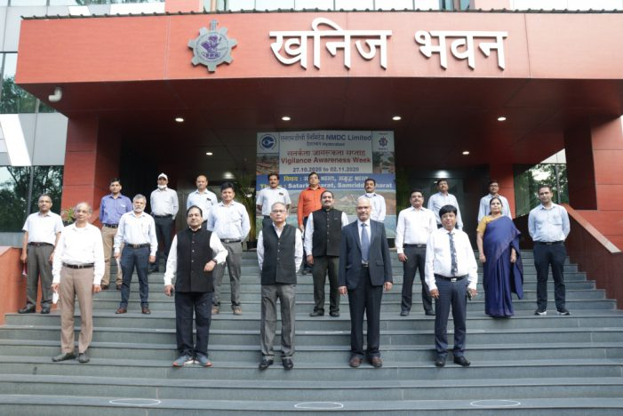 NMDC launches Expanded Class-room concept for Preventive Vigilance Training