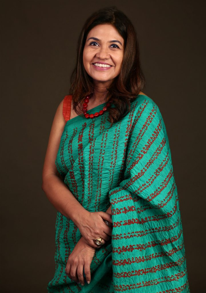 Vidya Shah, CEO of EdelGive Foundation