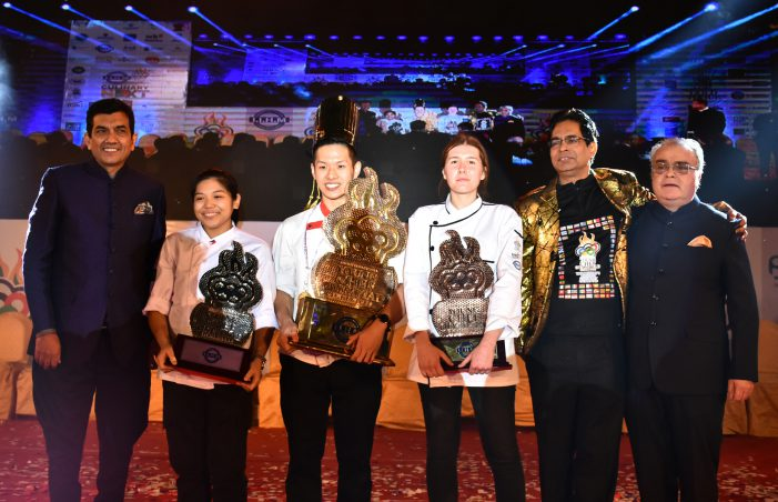 IIHM to host culinary students from 50 countries at the 7th International Young Chef Olympiad, to be held virtually from January 31 to February 6, 2021