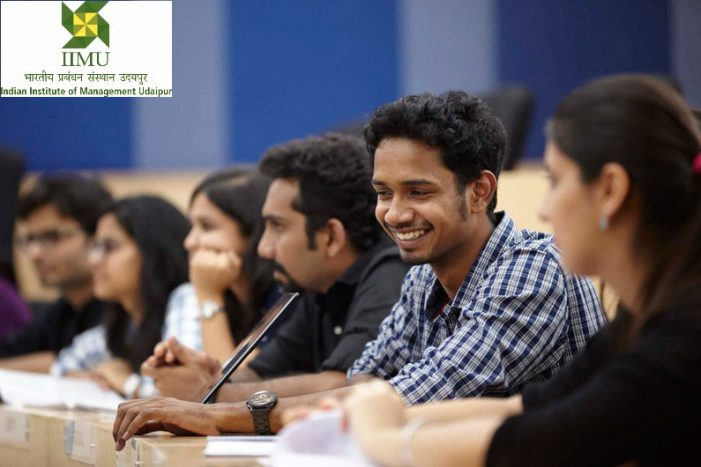 IIM Udaipur Organizes Research Communication Masterclass Series