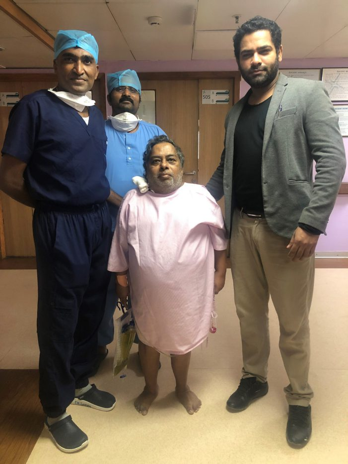 Bariatric Surgery for Morbid Obesity Gives New Lease of Life to a Short-Statured Man 4.5 ft in Height