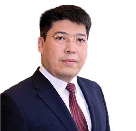 Ambassador of Kazakhstan, H.E. Mr. Yerlan Alimbayev visits NMDC
