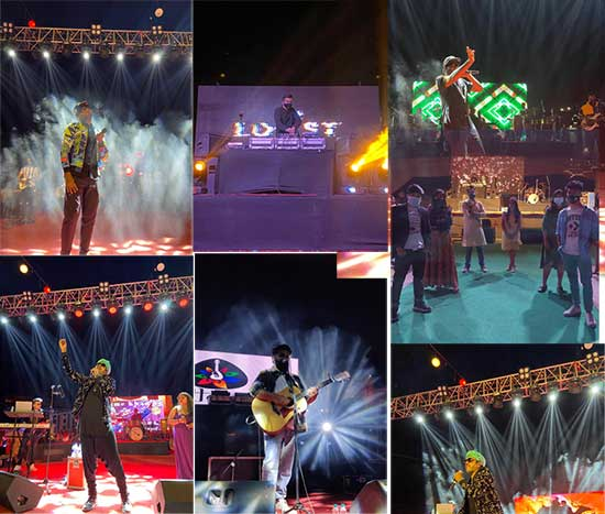 IIM Udaipur's Cultural Fest- Audacity'21 'The Carnival Of Aravalis' concludes