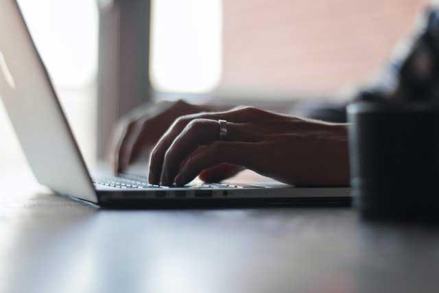 A senior Web Designer drops a seven-figure salary job determined to help small-town graduates.
